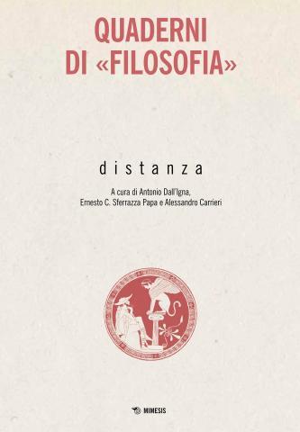 Copertina Quaderni di Filosofia